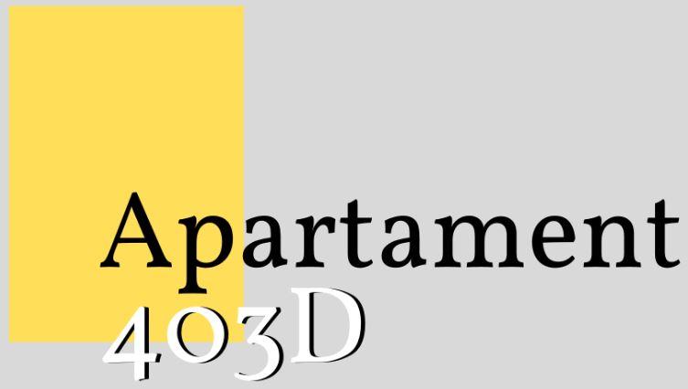 Apartament 403